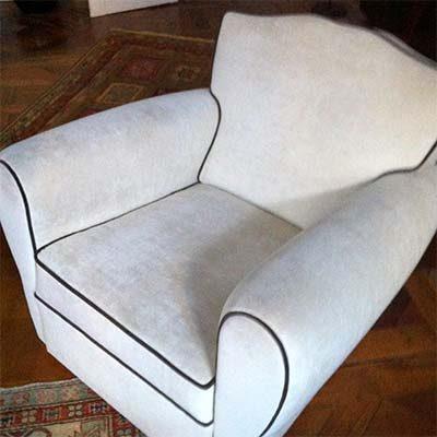 Nettoyage de fauteuil à domicile