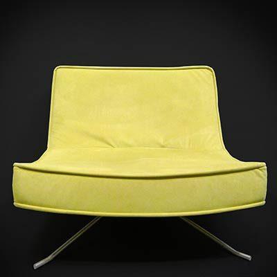 Nettoyage fauteuil design Ligne Roset