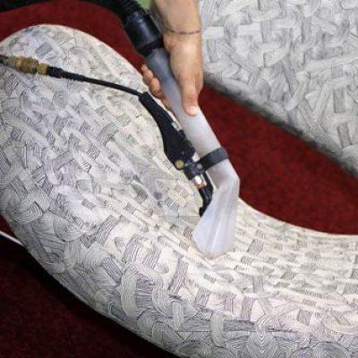 Nettoyage de fauteuil Roche Bobois