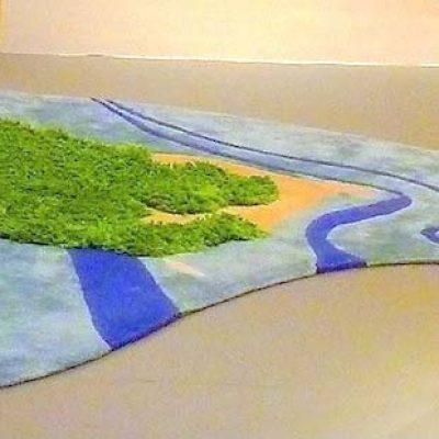Entretien tapis contemporain
