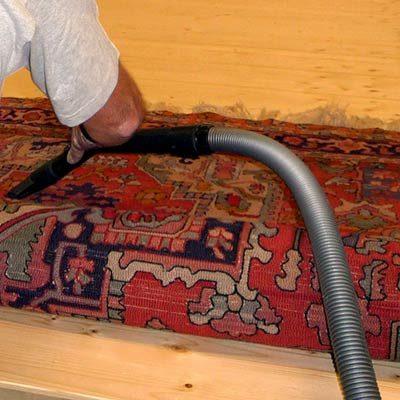 Nettoyage de tapis persan